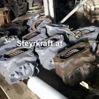 Hydraulikpumpe zu Steyr T80 - T84 - T86 - T180 - T180A - T182 - N180 - N182
