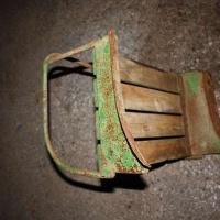 Kotflügelsitz Steyr T180 oder 180A